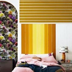 Güneşin ışığını anımsatan sarı rengi yatak odanızda kullanmak ister misiniz?