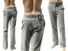 Pantaloni Uomo Docker's Khakis D2 Slim Flat Front L36 W32