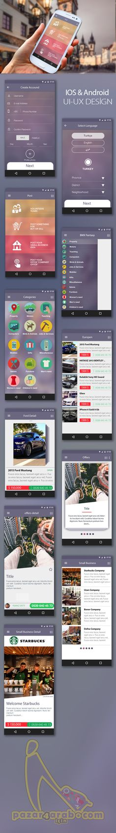 Best Agency for android app design Ui Ux Design, Mobile Application Design, Design Social, Gui Interface, Interface Design, App Design Inspiration, Mobile App Ui, Mobile App Design, Apps Android