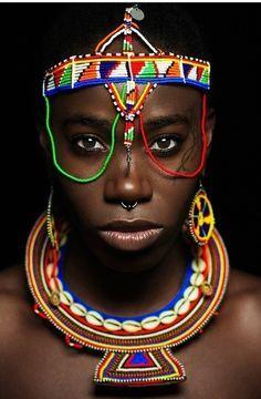 ghanaian tribal jewelry - Google Search