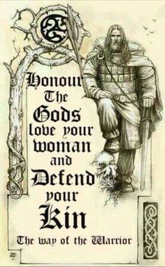 Honour, Love and Defend