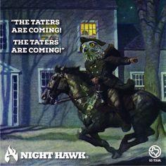 Thanks for the warning, Hawk Revere. #FrozenFood #Dinner #Meal