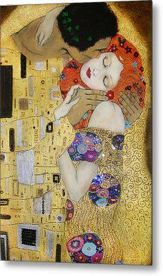 TZ Sammartino Paola - Klimt kiss