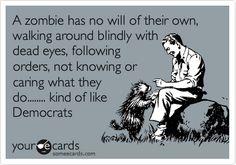 Democrats   Zombies