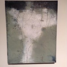 """Contemporary Abstract Art """"Pencilled In The Margins"""" by Carole Leslie available at caroleleslieart.com"""