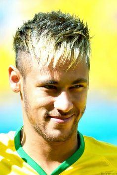 Naughty Neymar ;)