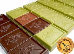 Matcha Tea Chocolate- Nigra- Tmavá matča hand made Matcha, Samurai, Container, Tea, Chocolate, People, Handmade, House, Food