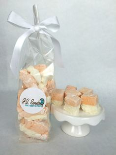 Gourmet Carrot Cake Marshmallows by PSSweet on Etsy