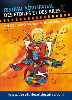 Cette édition, toujours gratuite et ouverte à tous, est parrainée par deux grands noms de l'aventure spatiale : Patrick Baudry et Jean-Loup Chrétien. Cette année encore, l'acteur et réalisateur Jacques Perrin est présent en tant que parrain d'honneur  En savoir plus sur http://www.loisirs.fr/actualite/Festival-aerospatial-des-Etoiles-et-des-Ailes-du-15-au-18-novembre-2012.html#HEuBy71DDDrcmB6s.99