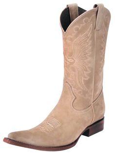 Bota Vaquera El General Piel Nobuck Arena ID 122467  fashion  clothing   shoes  accessories  mensshoes  boots (ebay link) ef9399f1f23