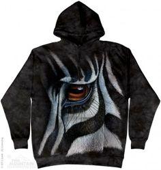 Zebra Eye- stylowa koszulka The Mountain- tylko w  sklepi geekcode.pl