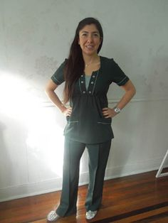 Mariana Scrubs, Virginia, Jumpsuit, Google, Dresses, Style, Fashion, Mariana, Tricot