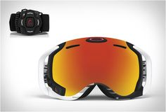 Oakley Airwave 1.5- Oh my God, if you snowboard or ski these things are AMAZING!!! Just look into them, too much to explain!....$649.99 tho -_-