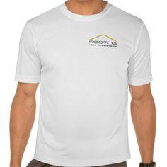 Roofing Professional Business Apparel Yellow T Shirt, Hoodie Sweatshirt