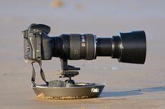 Cheap ground pod, via Digital Photography School