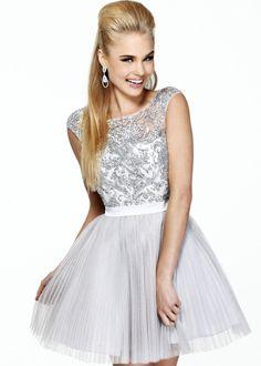 silver dress dama - Google Search   15añera Ideas   Pinterest ...