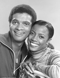 Actor Ben Powers (left) died April 6 at the age of He is best known for his part on the CBS sitcom Good Times, playing the husband of main character Thelma (right, played by Bern Nadette Stanis) Black Actors, Black Celebrities, Celebs, Good Times Tv Show, 1970s Tv Shows, Black Tv, Black Gems, Vintage Black Glamour, Black History Facts