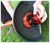 A guide to grass trimmer to keep your lawn edges neat and tidy.