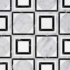 is the leader in quality White Carrara, Black, Thassos White Multi Finish Cicero Marble Waterjet Decos at the lowest price. We have the widest range of MARBLE products, with coordinating deco, mosaic and tile forms. Floor Patterns, Mosaic Patterns, Design Patterns, Marble Mosaic, Marble Floor, Floor Design, Tile Design, Floor Texture, Marble Texture