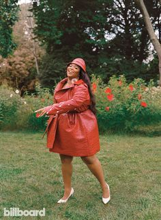 Lizzo: Photos From the Billboard Cover Shoot Fat Black Girls, Black Girl Magic, Women In Music, Black Artists, Black Models, Plus Size Fashion, Curvy Fashion, Contemporary Artists, Her Style
