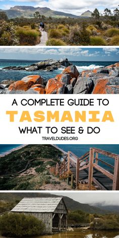 A Tasmania highlights guide including what to do and see. Hobart is home to the hiking spot of Mt We Tasmania Road Trip, Tasmania Travel, Australia Travel Guide, Visit Australia, Western Australia, Roadtrip Australia, Queensland Australia, Australian Road Trip, Perfect Road Trip