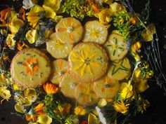 Sweet Magic: Summer Solstice Honey Cookies FOR Maianne Conservation, Sweet Magic, Honey Cookies, Kitchen Witchery, Seasonal Celebration, Summer Solstice, Solstice Festival, Wiccan, Witchcraft