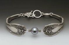 Sacs On Jenkins - Silver Spoon Victoria Pearl Bracelet, $109.00 (http://www.sacsonjenkins.com.au/silver-spoon-victoria-pearl-bracelet/)