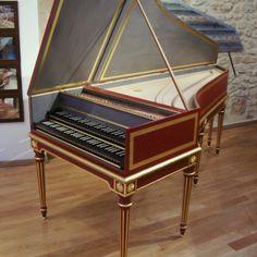 Rameau #creation #clavecin #harpsichord
