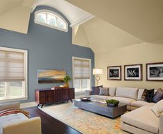 interior house paint color combinations | Living Room Color Trend 2012