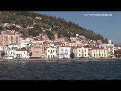 Gythio – Γύθειο - on the Peloponnese, Greece, is the eastern gate to the Mani. #travel #greece #video published by http://www.myvideomedia.com