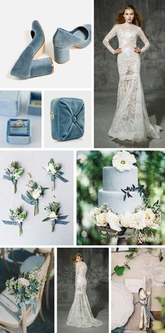 powder-blue-velvet-and-lace-winter-wedding-inspiration