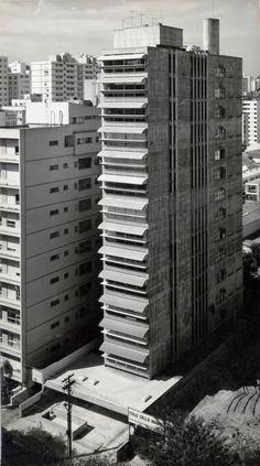 Edifício Guaimbê / Paulo Mendes da Rocha e João Eduardo de Gennaro