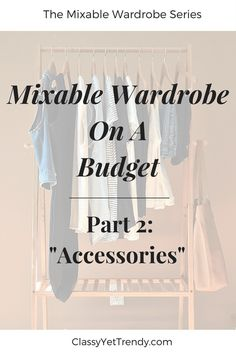 """Create a Mixable Wardrobe on a Budget Series: Part The """"Starter Kit"""" - Classy Yet Trendy Build A Wardrobe, Travel Wardrobe, Wardrobe Basics, Capsule Wardrobe, Wardrobe Planner, Capsule Outfits, Fashion Capsule, Work Outfits, Stil Inspiration"""