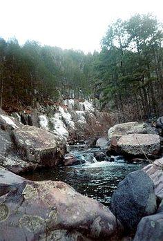 Missouri Nature Walks,River Region, Madison County
