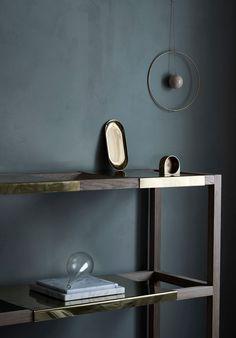 The botanic shelf - via cocolapinedesign.com