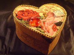 "Valentine's Day box ""Cupid"""