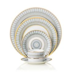 Philippe Deshoulieres Arcades Dinnerware | Bloomingdale's Wedding & Gift Registry