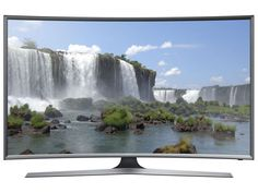 T l viseur incurv ultra hd 4k 101 cm samsung ue40ju6570u prix promo t l vise - Discount televiseur led ...