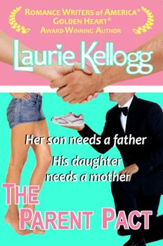 The Parent Pact  by Laurie Kellogg ($3.99) http://www.amazon.com/exec/obidos/ASIN/B009A2E168/hpb2-20/ASIN/B009A2E168 I started reading this book last night and had a hard time putting it down. - Her characters are so well developed and the story line is wonderful. - The stories are always very good with characters you can relate to.