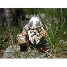 Garden battle gnome. Cause the other ones are just wussies...
