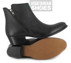 18266781da9f 134 Best Vegan Feet images   Bootie boots, Ethical shoes, High heel