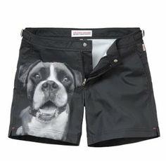 Orlebar Dog Breed Shorts