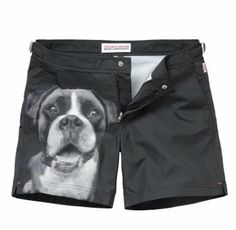 Orlebar Brown Dog Breed Shorts