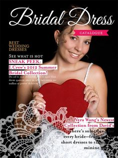 Wedding Dress Catalogue Magazine
