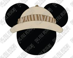 Mickey Mouse Jungle Safari SVG Cut File Set for Disney Vacation Shirts Mickey Mouse Shirts, Mickey Ears, Disney Vacation Shirts, Disney Vacations, Disney Scrapbook Pages, Scrapbooking Layouts, Mickey Mouse Classroom, Background Clipart, Baby Sewing Projects