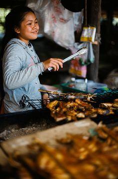 Street Food in Cambodia