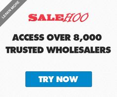 My SaleHoo Review - How To Make Money Selling On Ebay http://www.salehoo.com/?aff=ypc1303