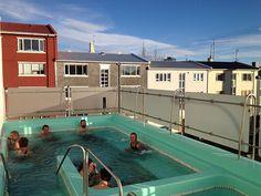Iceland geo pool - Reykjavík