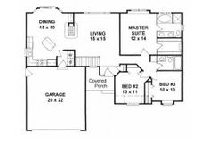 House Plans from 1200 to 1300 square feet | Page 3
