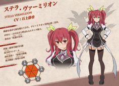 Stella Vermillion | Rakudai Kishi no Cavalry
